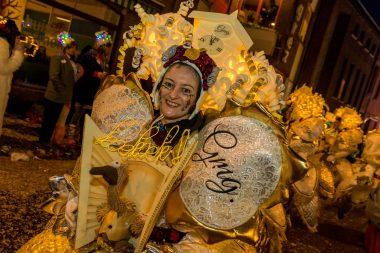 Prijsuitreiking carnavalsstoet 2020