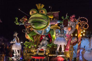 Exclusieve carnavals-arrangementen