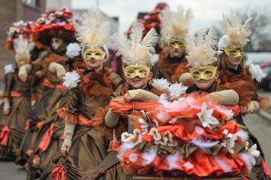 Volgorde Carnavalstoet 2018