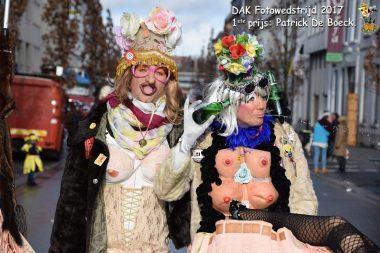 Fotowedstrijd Documentatiecentrum Aalst Karnaval (DAK)