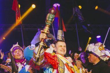 Verkiezing Prins Carnaval 2018