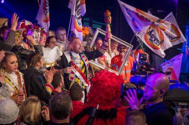 UITVERKOCHT Tickets Verkiezing Prins Carnaval 2020