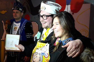 Prins 2016 Dennis wint Gouden Ajuin!