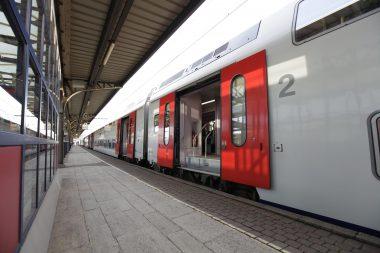 50% korting op je treinrit!