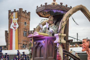 Ontwerper carnavalsaffiche en verbrandingspop 2018 gezocht!