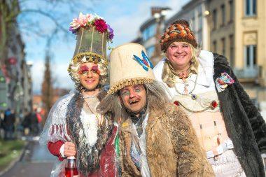 20ste carnavalsbeurs: fotoverslag