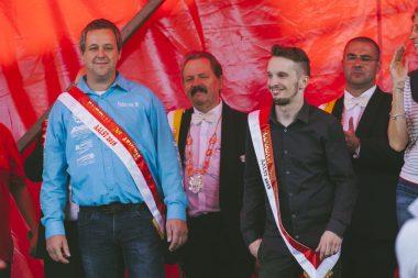 2 kandidaten strijden om de titel Prins Carnaval Aalst 2018