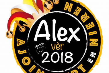 Kandidaat Prins Carnaval 2018: Alex De Kegel