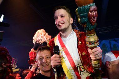 Alex is Prins Carnaval!