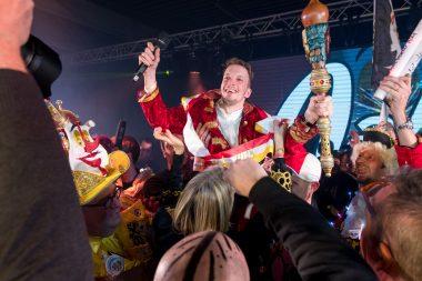 Ticketverkoop verkiezing Prins Carnaval 2019