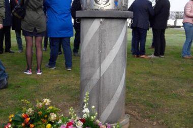 Herdenking overleden carnavalisten