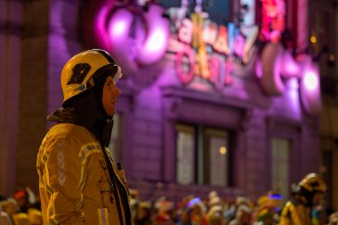 Carnavalsgroepen brandveilig dankzij Somati FIE