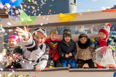 50 jaar Jefkes Kindercarnaval