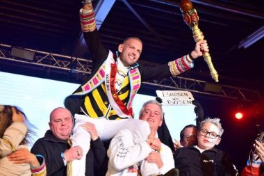 Bart De Meyst is Prins Carnaval 2019
