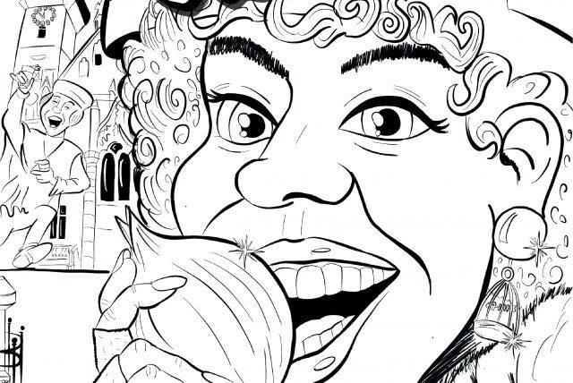 Kleurplaten Van Prins Carnaval.Aalst Carnaval Officiele Website Alle Nieuws Praktische