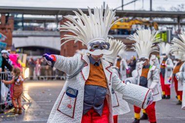 Stad legt wachtlijst aan voor nieuwe carnavalsgroepen