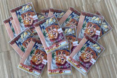 Aalst Carnaval 2019 op DVD