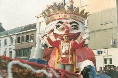 Aalst Carnaval op officiële Inventaris Vlaanderen van het Immaterieel Cultureel Erfgoed