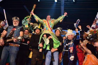 Titanenstrijd Prins Carnaval 2020 beslecht in het voordeel van Yvan