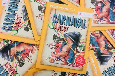 Carnavalsmagazine in je brievenbus
