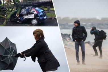 Veiligheidsmaatregelen winterfoor naar aanleiding van storm Dennis