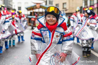Textiel en kostuums: een carnavalskostuum voor kinderen van A tot Z (workshop)